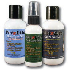 Petzlife Dog Teeth Cleaning