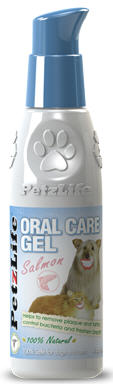 dog tooth gel